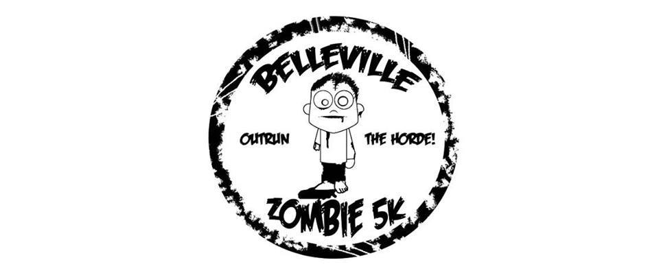 Belleville New Tech's 4th Annual Zombie Run