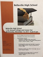 Belleville High School College Fair