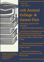 11th Annual College & Career Fair