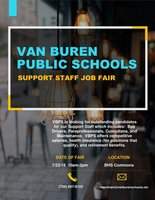 VBPS Support Staff Job Fair
