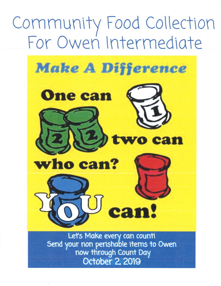 Owen Needs Your Help!!