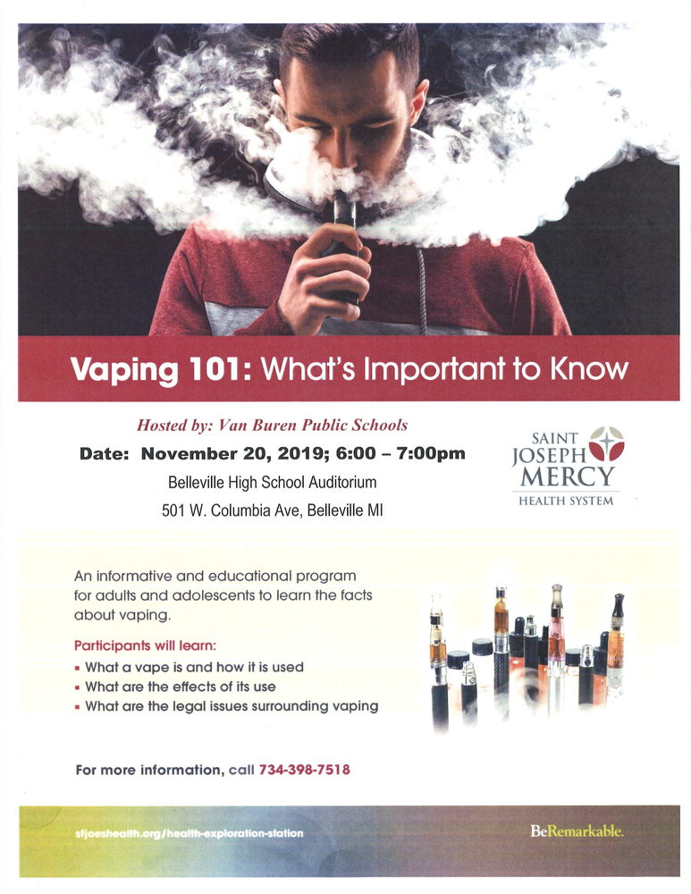Vaping Class - What's Important to Know