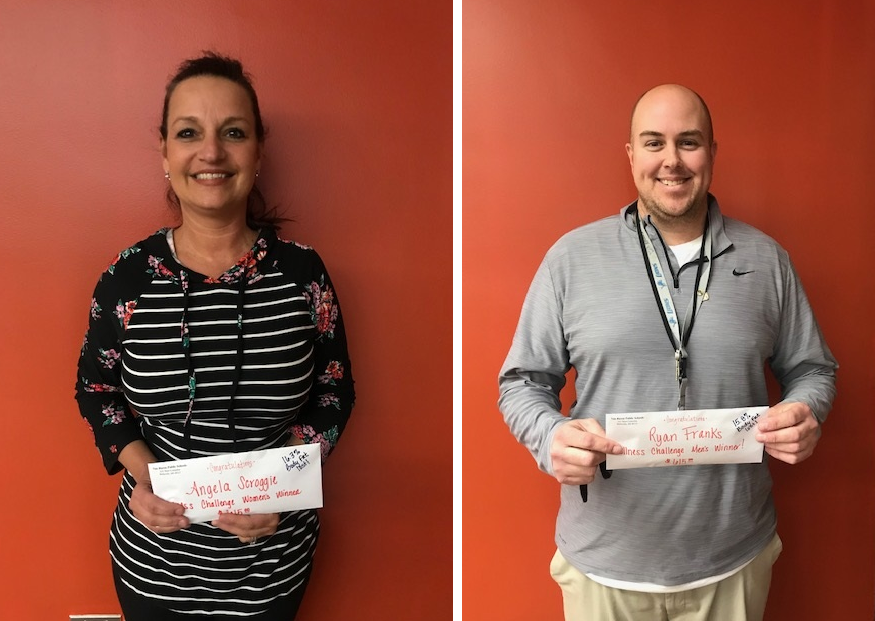 2019 Wellness Challenge Winners