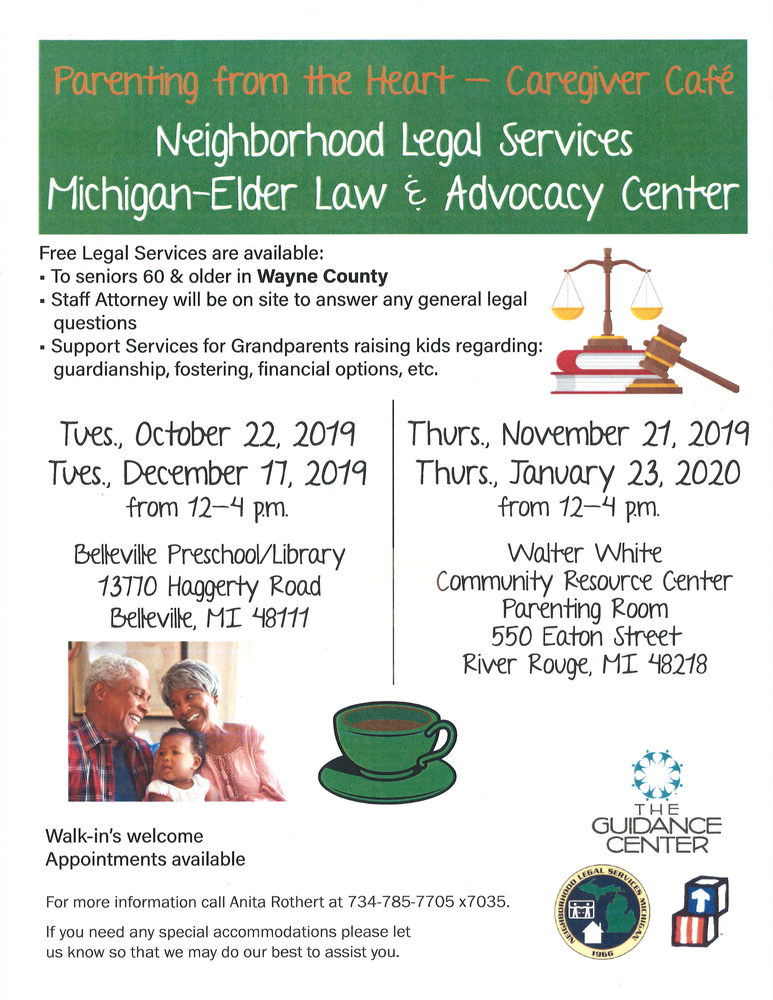 Neighborhood Legal Services and Advocacy Center