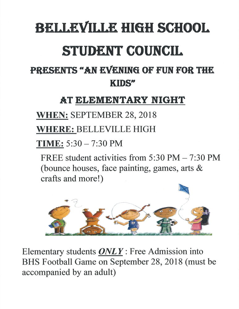 VBPS Elementary Night