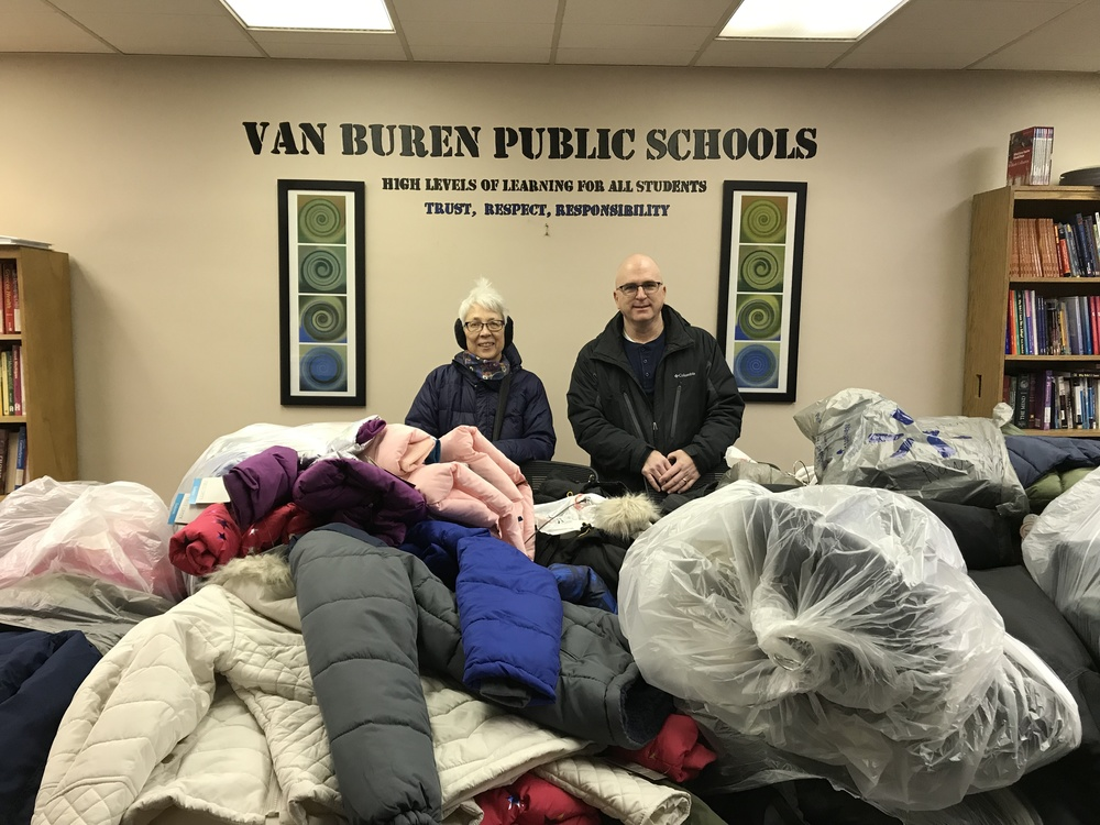 Coats for Kids - Rotary Club