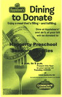 Haggerty School - Applebees Dining to Donate