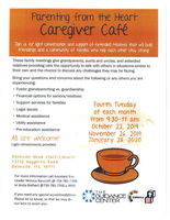 Parenting from the Heart - Caregiver Cafe