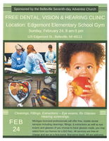 VBPS - Free Dental, Vision and Hearing Clinic