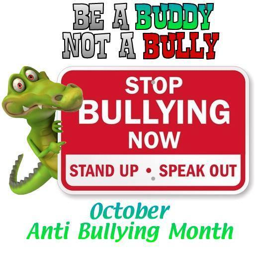 Be a Buddy Not a Bully!