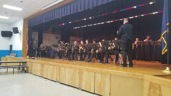 BHS Jazz Band