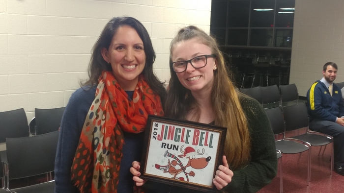 2018 Jingle Bell Run Logo