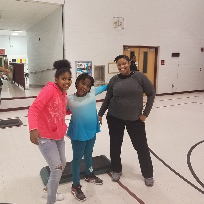 Family Fitness Fun!