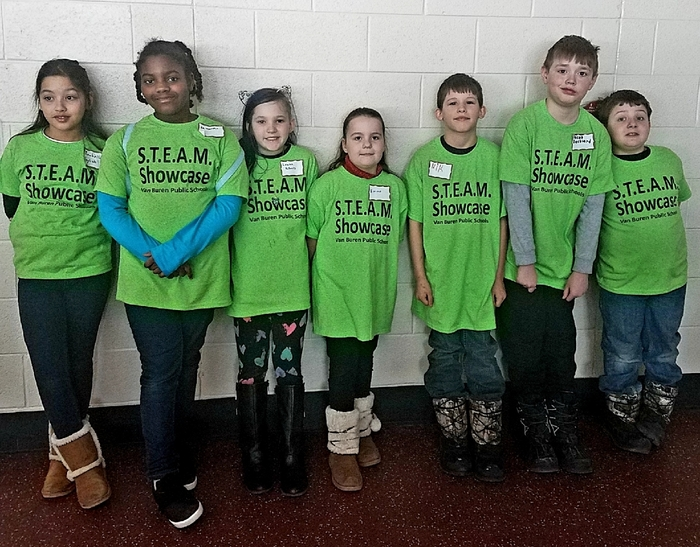 Rawsonville's leaders for STEAM!