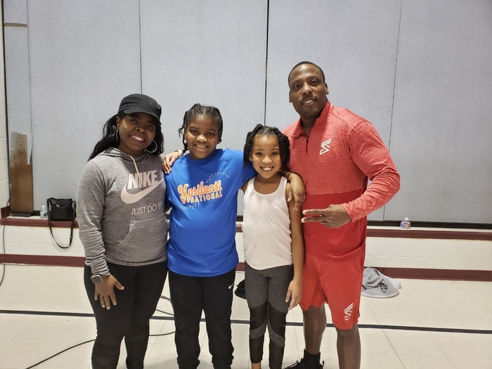 Rawsonville's Shane Fitness Junior Coaches
