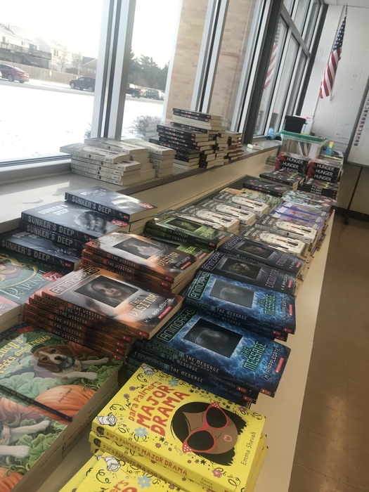 Free books for students!
