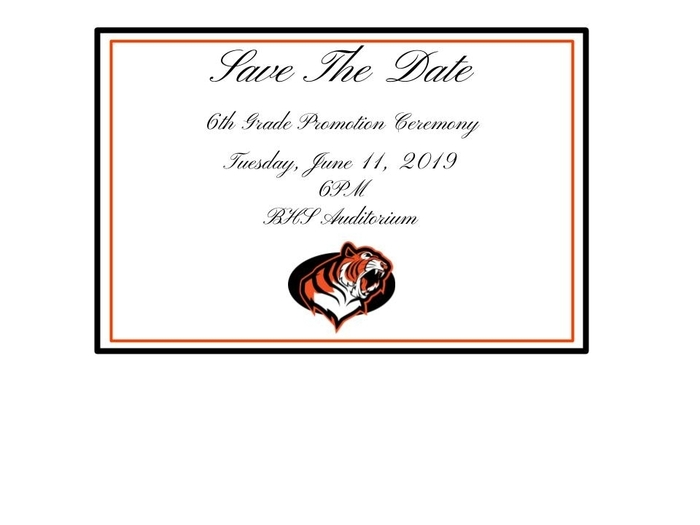 save the date correction