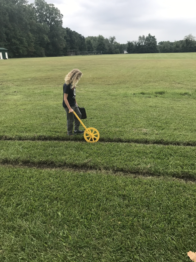 Measuring the tracks