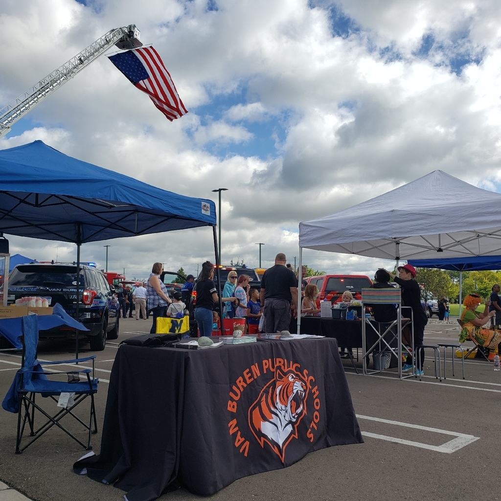 Van Buren Township Public Safety Day