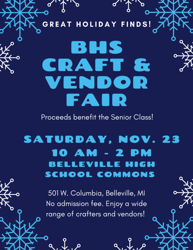 BHS Craft & Vendor Fair