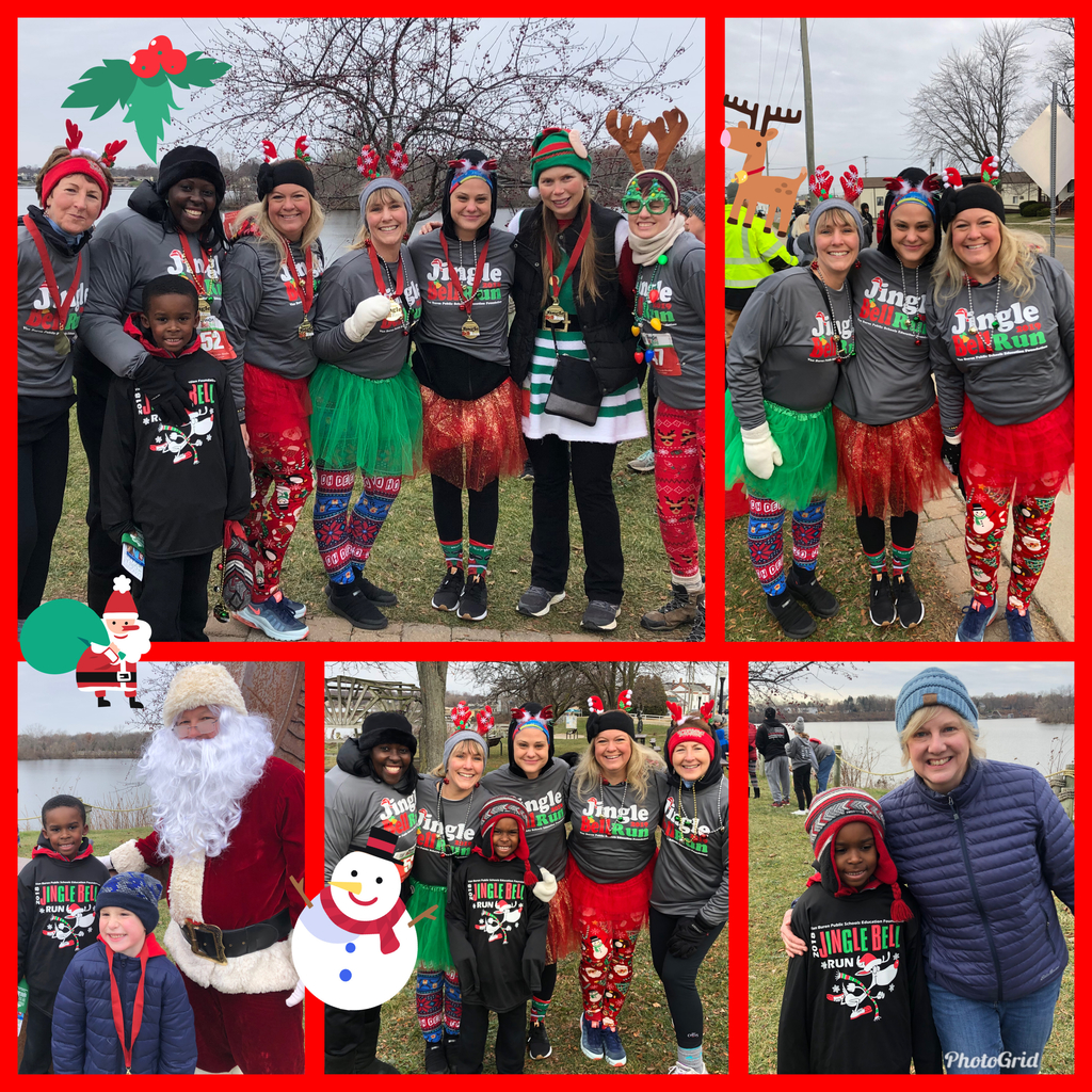 Rawsonville loves The Jingle Bell Run Fun 🎅🏼🏅⛄️🎄🦌🧣