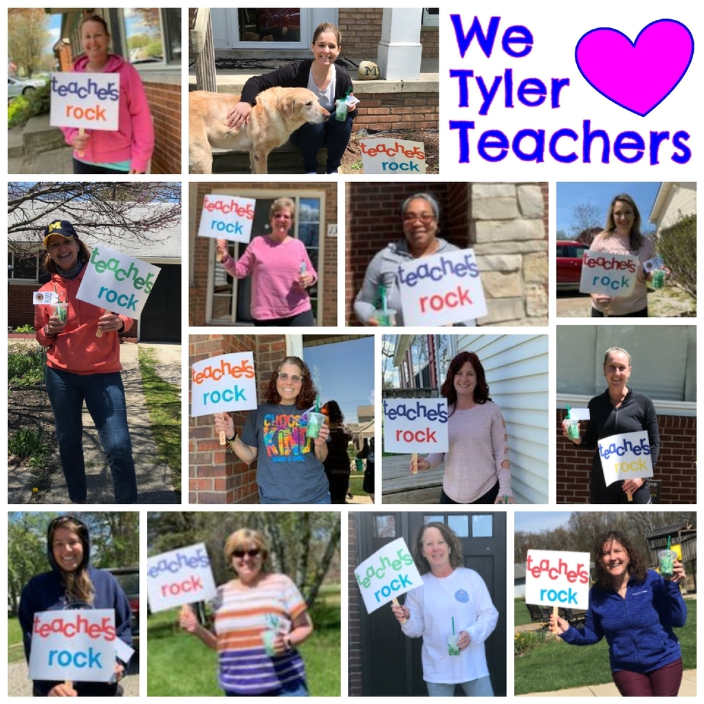 #TeamTyler #WeLoveOurTeachers #ThankATeacher