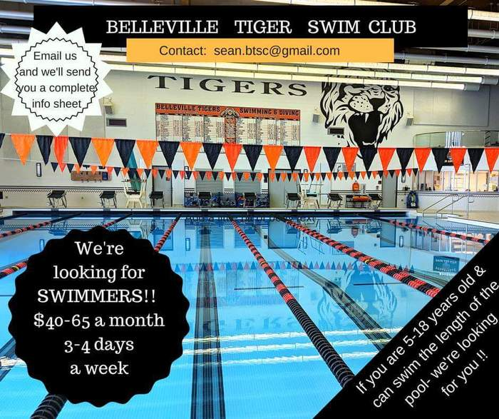 Belleville Tigers Swim Club